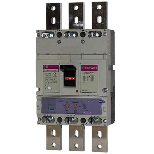 کلید اتوماتیک قابل تنظیم 3P,1000A,70k